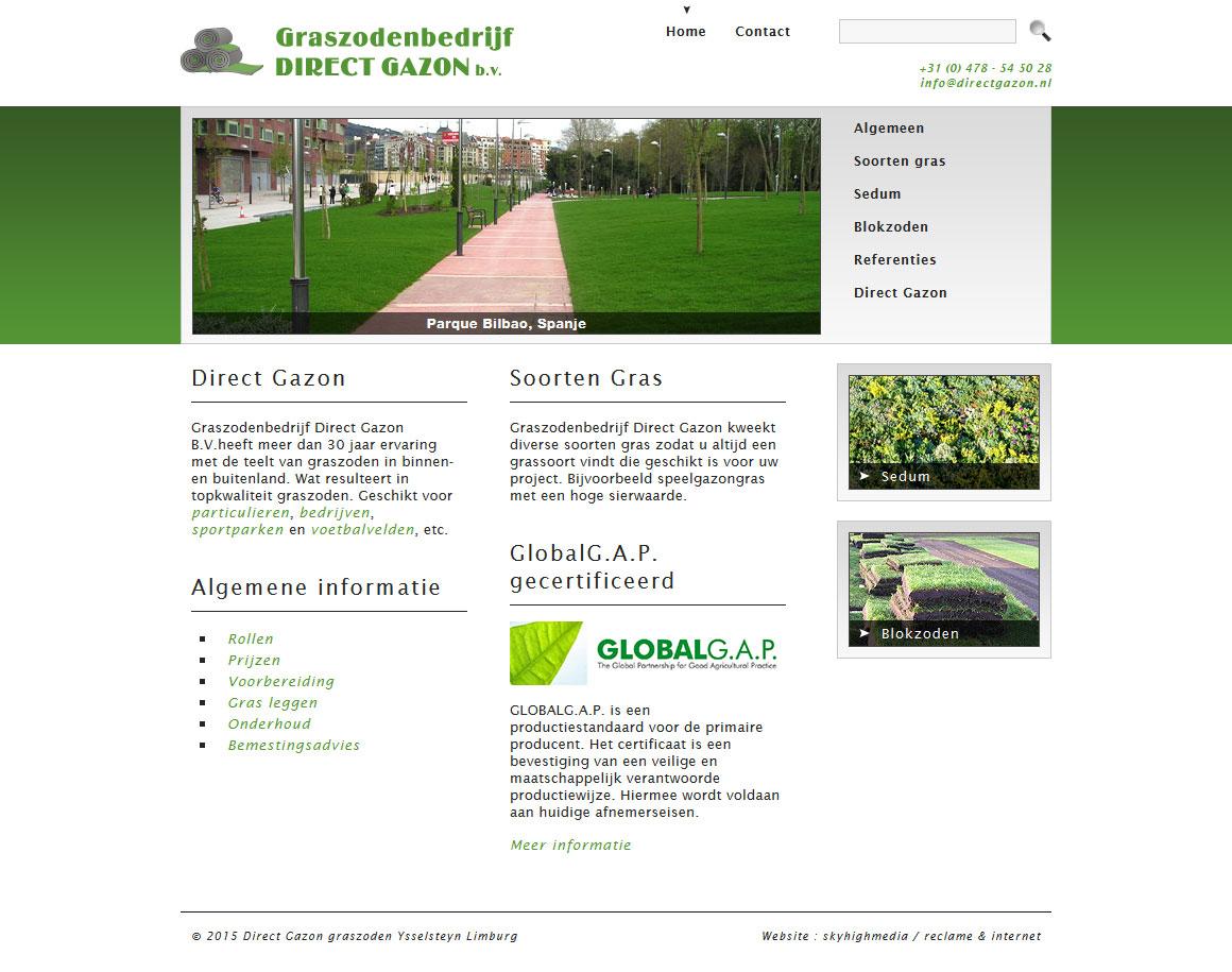 directgazon_website1