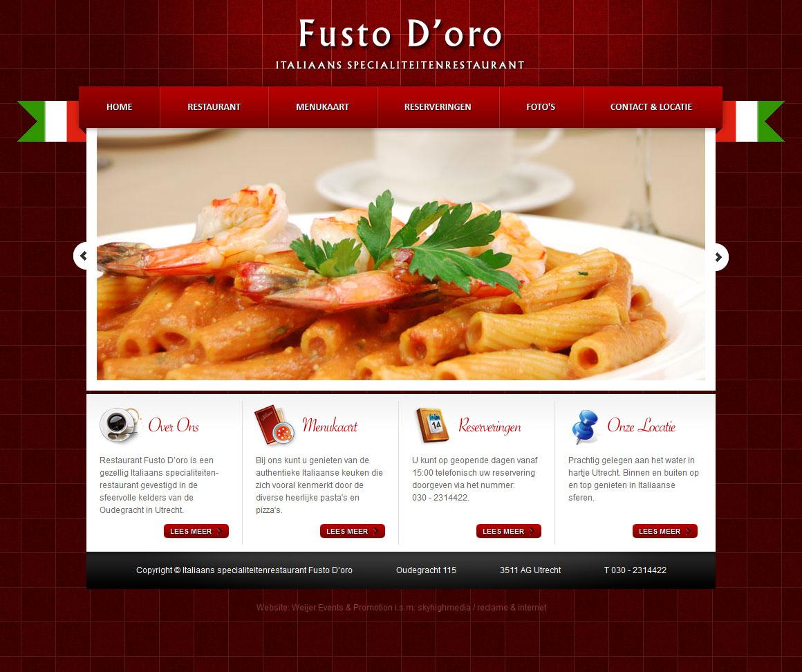 fustodoro_website