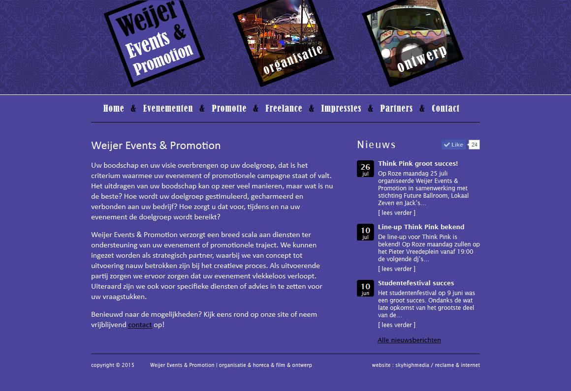 weijerevents_website